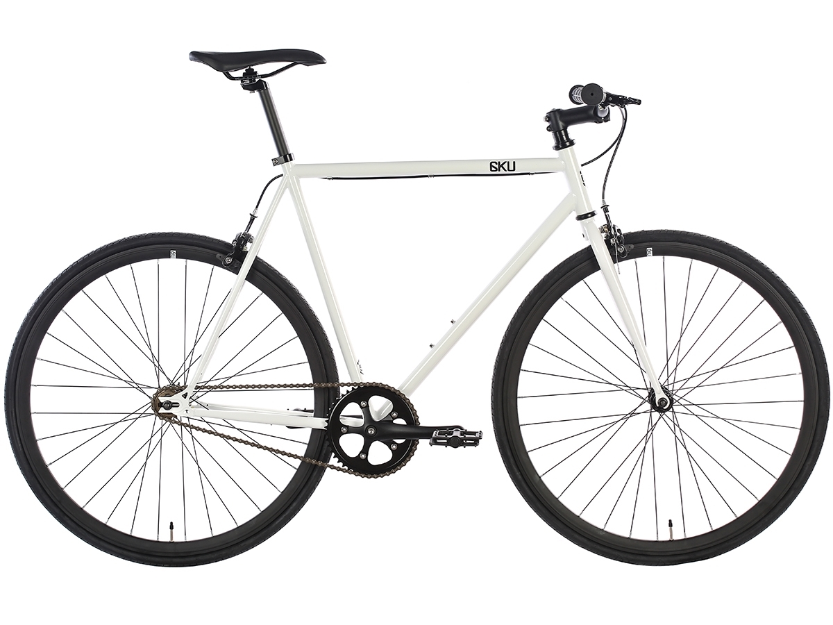 6KU - Fixie / Single Speed Bike - Evian 2 - Bild 1