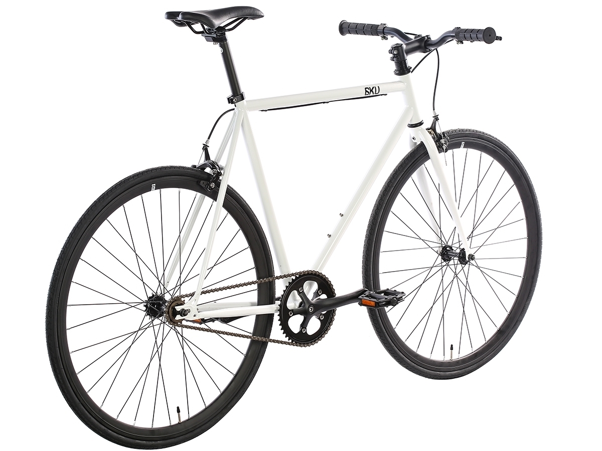 6KU - Fixie / Single Speed Bike - Evian 2 - Bild 2