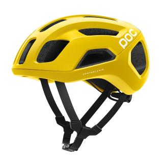 Poc - Ventral Air Spin Helm, Sulphite Yellow Matt