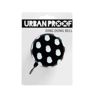 UrbanProof - DingDong Glocke - Dots Black