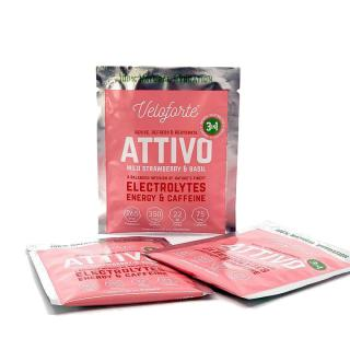 Veloforte - Attivo - Natural Electrolyte Powder