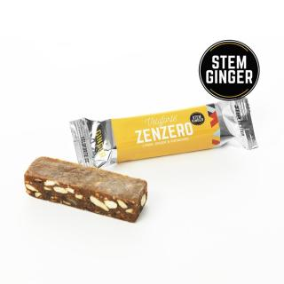 Veloforte - Zenzero Bar 62g (VEGAN) Riegel