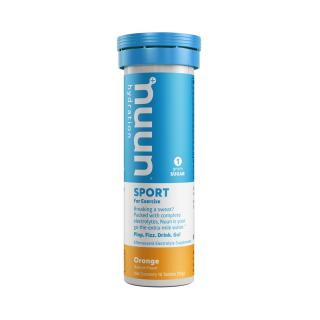 nuun - Sport orange 10 tabs