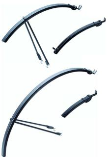 BBB - Mudguard Set For Racing Wheel 28 x 30mm