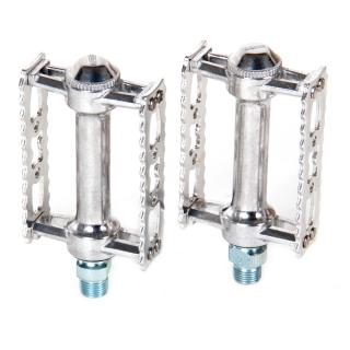 MKS Sylvan Touring Pedals, silver